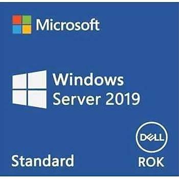 DELL WINDOWS SERVER ROK 2019 STANDART W2K19STD / 634-BSFX