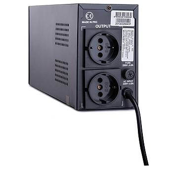 POWERFUL UPS PL-600 650VA 5-12DK KESÝNTÝSÝZ GÜÇ KAYNAÐI