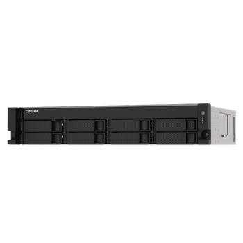 QNAP TS-873AU-RP 8 YUVA NAS DEPOLAMA ÜNÝTE (4GB) (873U-RP YERÝNE)