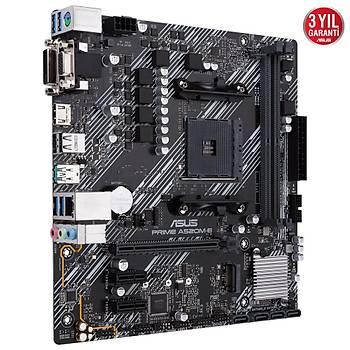 ASUS PRIME A520M-E DDR4 4600MHz  mATX AM4