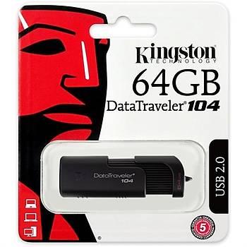 64GB USB2.0 DT104/64GB KINGSTON