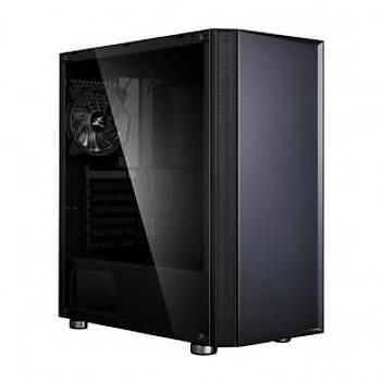 ZALMAN R2 BLACK 600W PSU ATX MIDT KASA