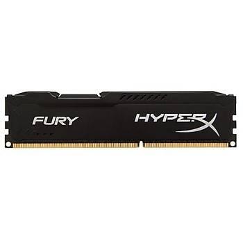 4GB DDR3 1600Mhz HYPERX FURY BLACK KINGSTON HX316C10FB/4