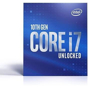 INTEL CORE i7-10700K 3.80Ghz 16MB 1200p 10.Nesil