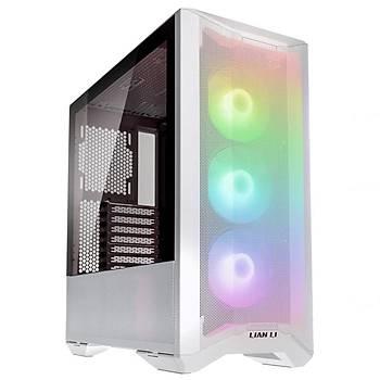 LIAN LI 011 LANCOOL II MESH RGB WHIT MIDI ATX KASA