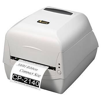 ARGOX CP-2140 BARKOD YAZICI USB+SERÝ+PARALEL