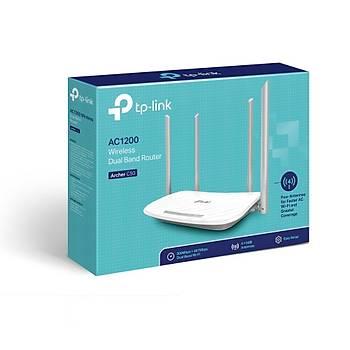 TP-LINK ARCHER-C50 4PORT 867 Mbps DUAL ROUTER