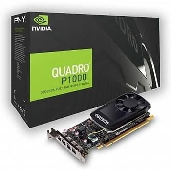 PNY QUADRO P1000 V2 4GB GDDR5 mDP 128Bit VCQP1000V2-PB