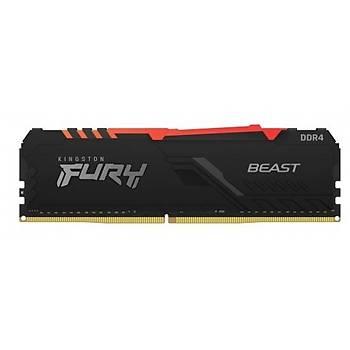 8GB KINGSTON FURY Beast DDR4 3200Mhz KF432C16BBA/8 1x8G