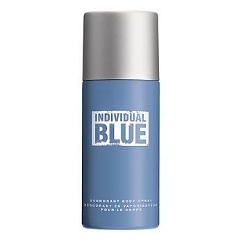 Avon individual Blue Erkek Parfüm Seti 3lü