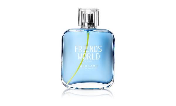 Oriflame Friends World EDT 75 ml Erkek Parfümü