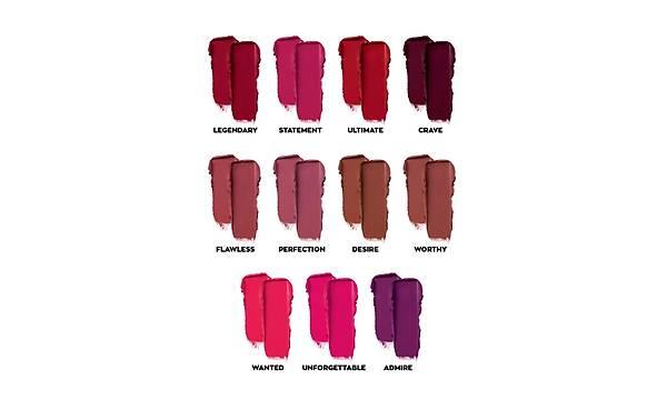 Avon Legend Mat Ruj - Renk Seçenekleri Var