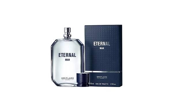 Oriflame Eternal Man EdT 100 ml Erkek Parfümü