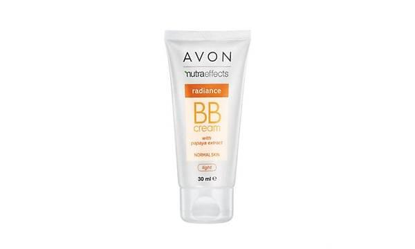 Avon Nutra Effects Radiance 5-in-1 BB Krem 30 ml