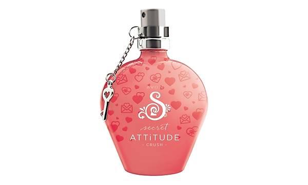 Avon Secret Attitude Crush Edt 50 ml Kadýn Parfümü