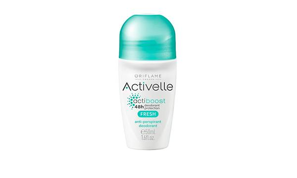 Oriflame Activelle Fresh Anti-perspirant Roll-on 50 ml