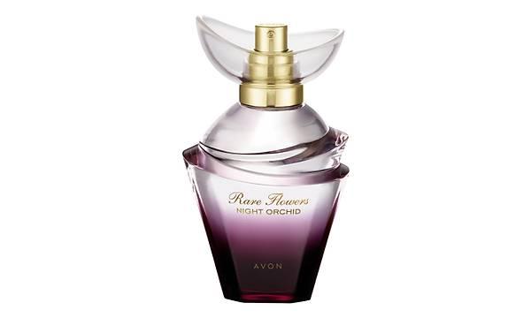 Avon Rare Flowers Night Orchid Edp 50 ml Kadýn Parfümü