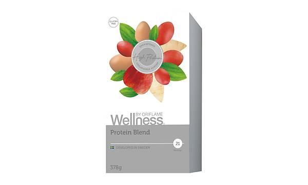 Wellness by Oriflame Protein Blend Toz Karýþým 378 gr