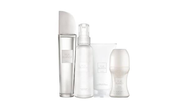 Avon Pur Blanca EDT 4lü Kadýn Parfümü Seti