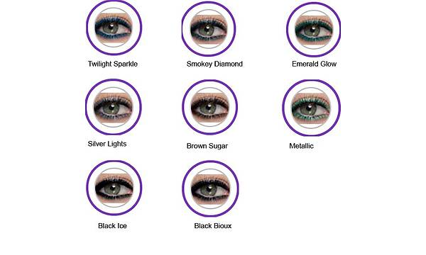 Avon Glimmerstick Asansörlü Göz Kalemi - 3 Adet