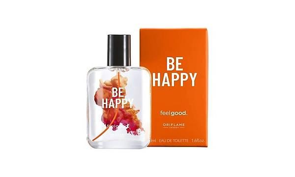 Oriflame Be Happy Feel Good EdT Kadýn Parfümü