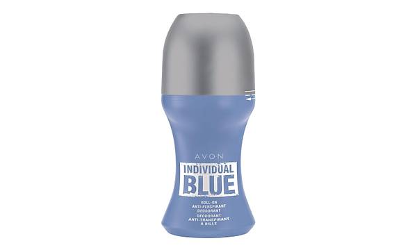 Avon Individual Blue Antiperspirant Erkek Roll On Deodorant - 50 ml