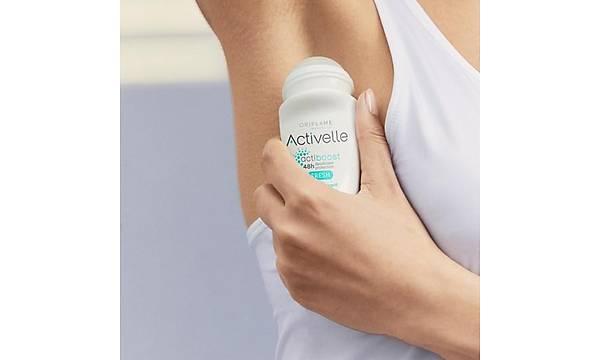 Oriflame Activelle Fresh Anti-perspirant Deodorant Sprey 150 ml
