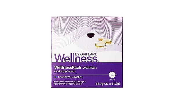 WellnessPack - Kadýnlar Ýçin - 21 Paket