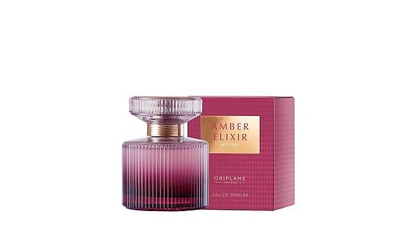Oriflame Amber Elixir EDP 50 ml Kadýn Parfümü