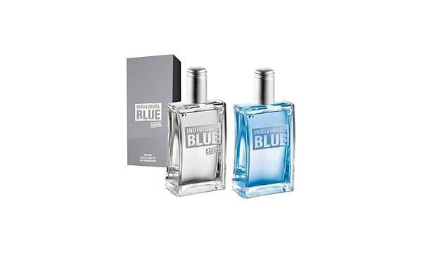 Avon indývýdual Blue + indývýdual Blue Casual Erkek Parfüm 2li Set