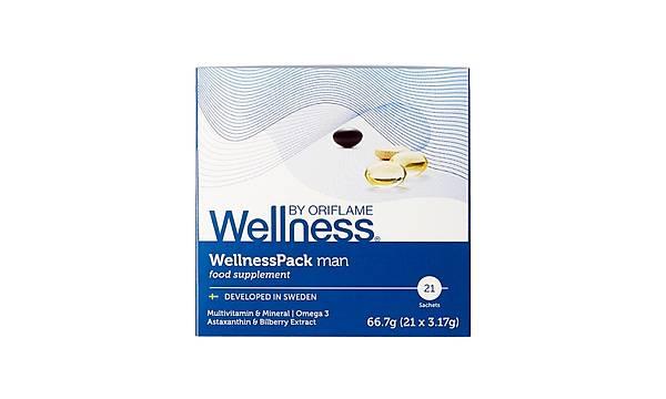 WellnessPack - Erkekler Ýçin - 21 Paket