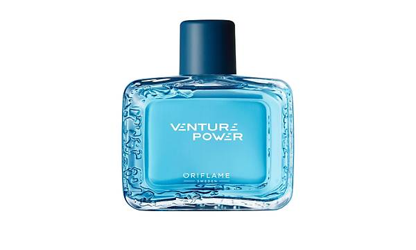 Oriflame Venture Power EdT 100 ml Erkek Parfümü