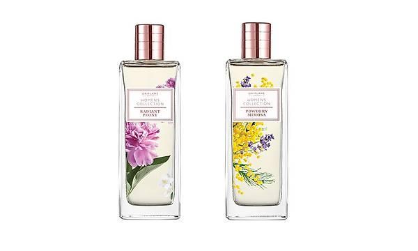 Women's Collection Powder Mimosa EDT + Radiant Peony EDT Kadýn Parfüm Seti