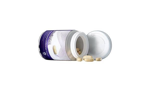 Kadýn için Multivitamin ve Mineral Takviye Edici Gýda - 60 Tablet