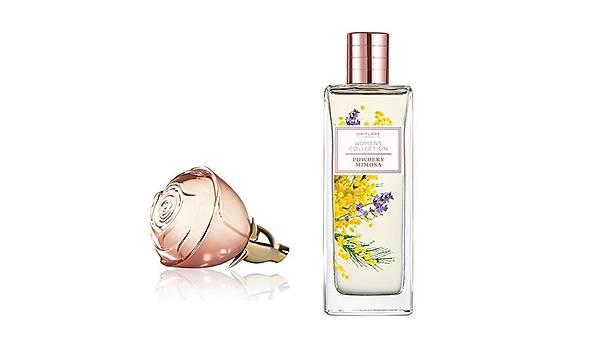 Oriflame Volare EDP + Women's Collection Powder Mimosa EDT KAdýn Parfüm Seti