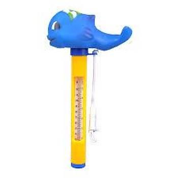 Yüzer Balýk Tip Havuz Termometresi