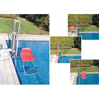 Pool Lift Havuz Asansörü - Engelli Havuz Asansörü