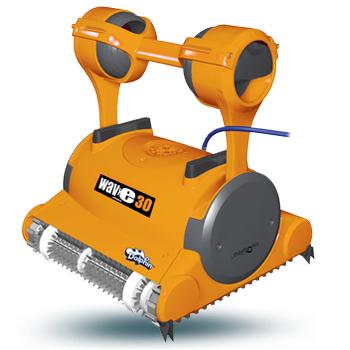 Wave 30 Havuz Robotu Duvara Týrmanýr