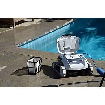 Dolphin E 10 Havuz Robotu 8 metre boya kadar