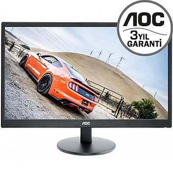 21.5 AOC E2270SWHN LED FHD 5MS 75HZ HDMI/DSUB