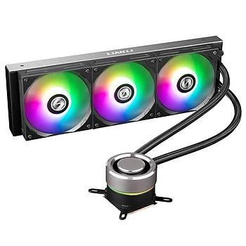 LIAN LI GALAHAD 360 BLACK 360MM CPU SIVI SOGUTMA