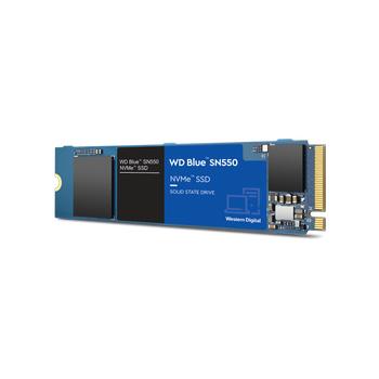 250GB WD BLUE SN550 M.2 NVMe WDS250G2B0C 2400/950MB/s SSD