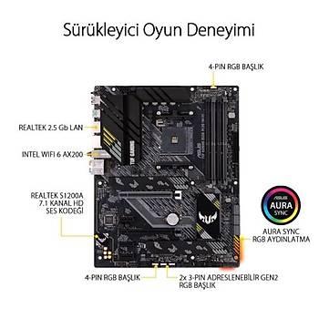 Asus TUF GAMING B550-PLUS (WI-FI) DDR4 S+V+GL AM4