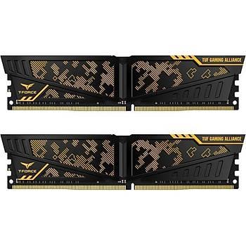 16 GB DDR4 3600 Mhz T-FORCE VULCAN TUF YELLOW 8Gx2