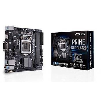 ASUS PRIME H310-PLUS R2.0 DDR4 HDMI ATX 1151p