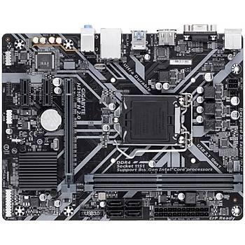 Gigabyte H310M-H 2.0 DDR4 2666 Mhz S+V+GL 1151 V2