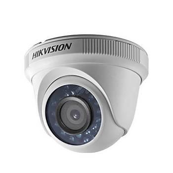 HAIKON DS-2CE56D0T-IRPF Dahili HDTVI 1080p Mini IR Dome Kamera