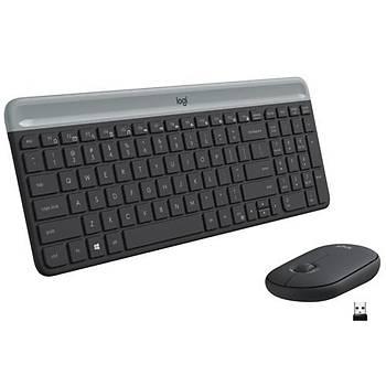 Logitech MK470 Klavye Mouse Kablosuz 920-009435 SY