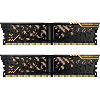 16 GB DDR4 3200 Mhz T-FORCE VULCAN TUF YELLOW 8Gx2