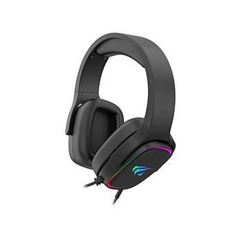 GameNote H2029U Kablolu RGB Gaming Kulaklýk Siyah